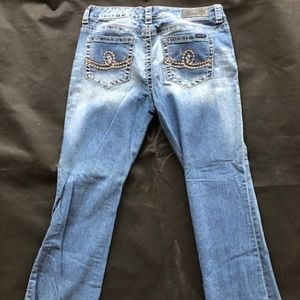 Seven7 Jeans Stretch Boot Cut Size 12